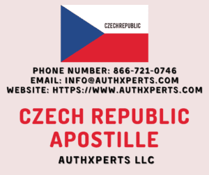 Czech-Republic-Apostille
